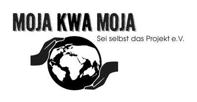 Moja kwa Moja | Sei selbst das Projekt Logo
